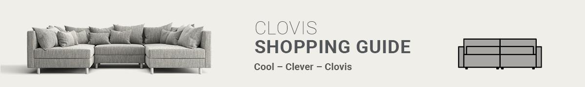 Clovs - Shopping Guide Banner