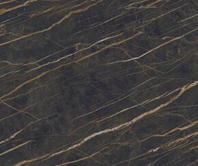 Edge Esstisch aus den Material LAMINAM und Farbe Braun