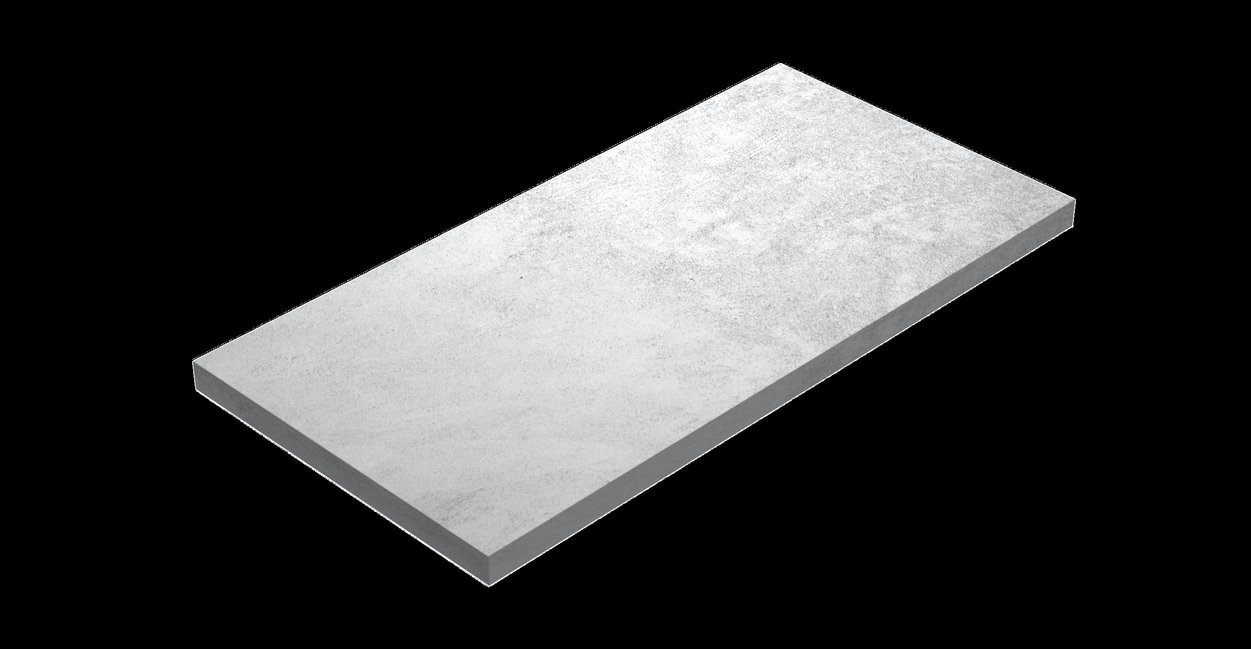 Esstisch Platte Edge Serie 200cm Beton