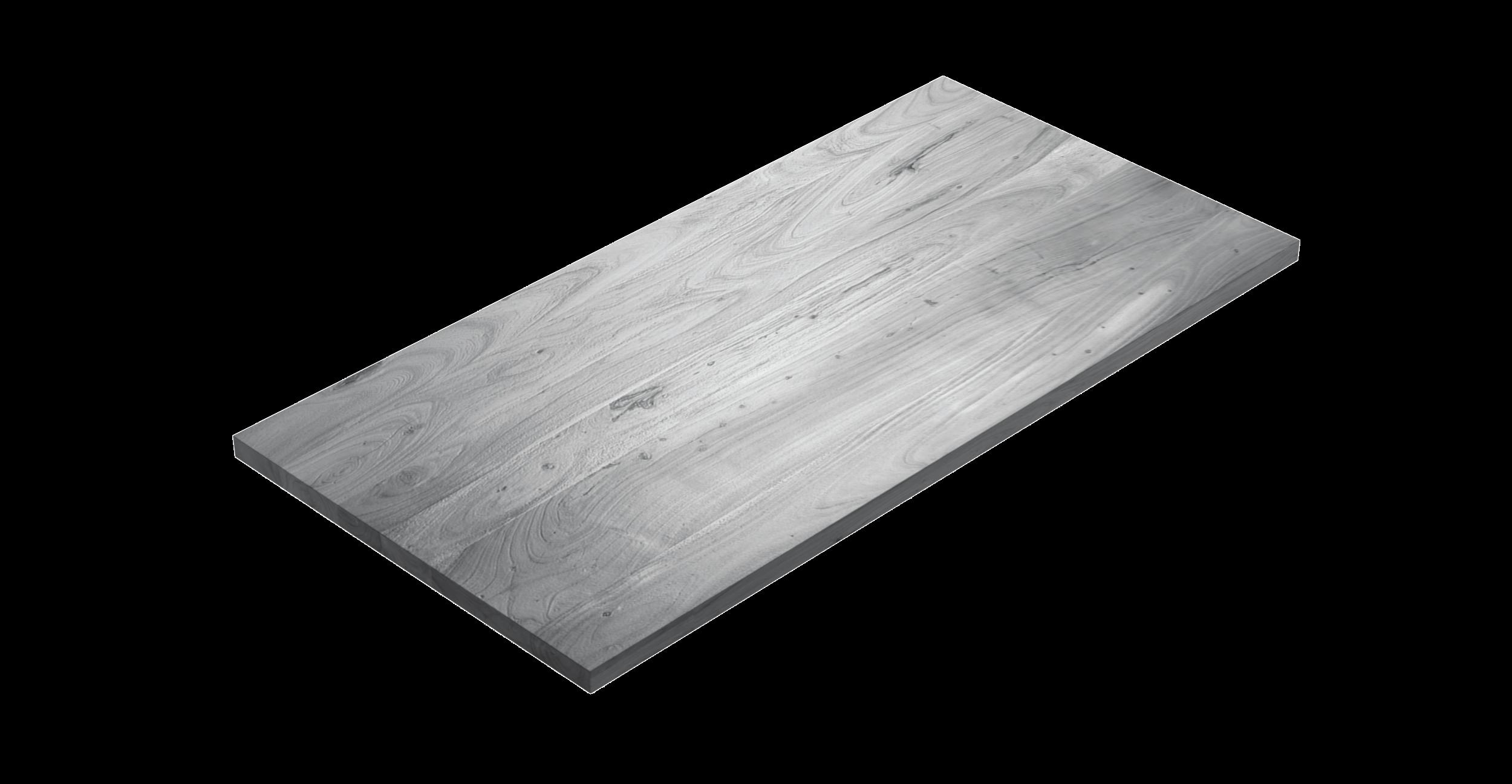 Esstisch Platte Edge Serie 200cm Gerade