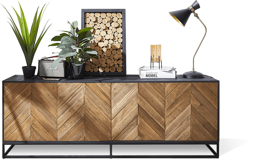 Exotic Wood Sideboards