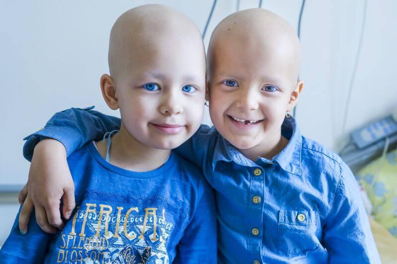 Krebskranke Kinder in Essen