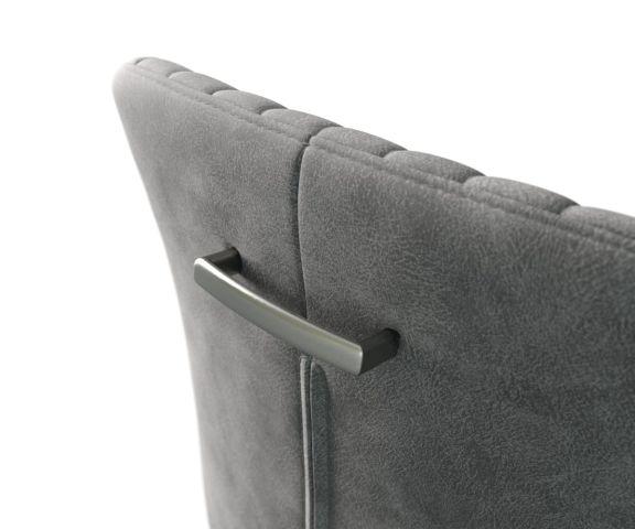 Stuhlgriff Flex-Breit Metall Silber