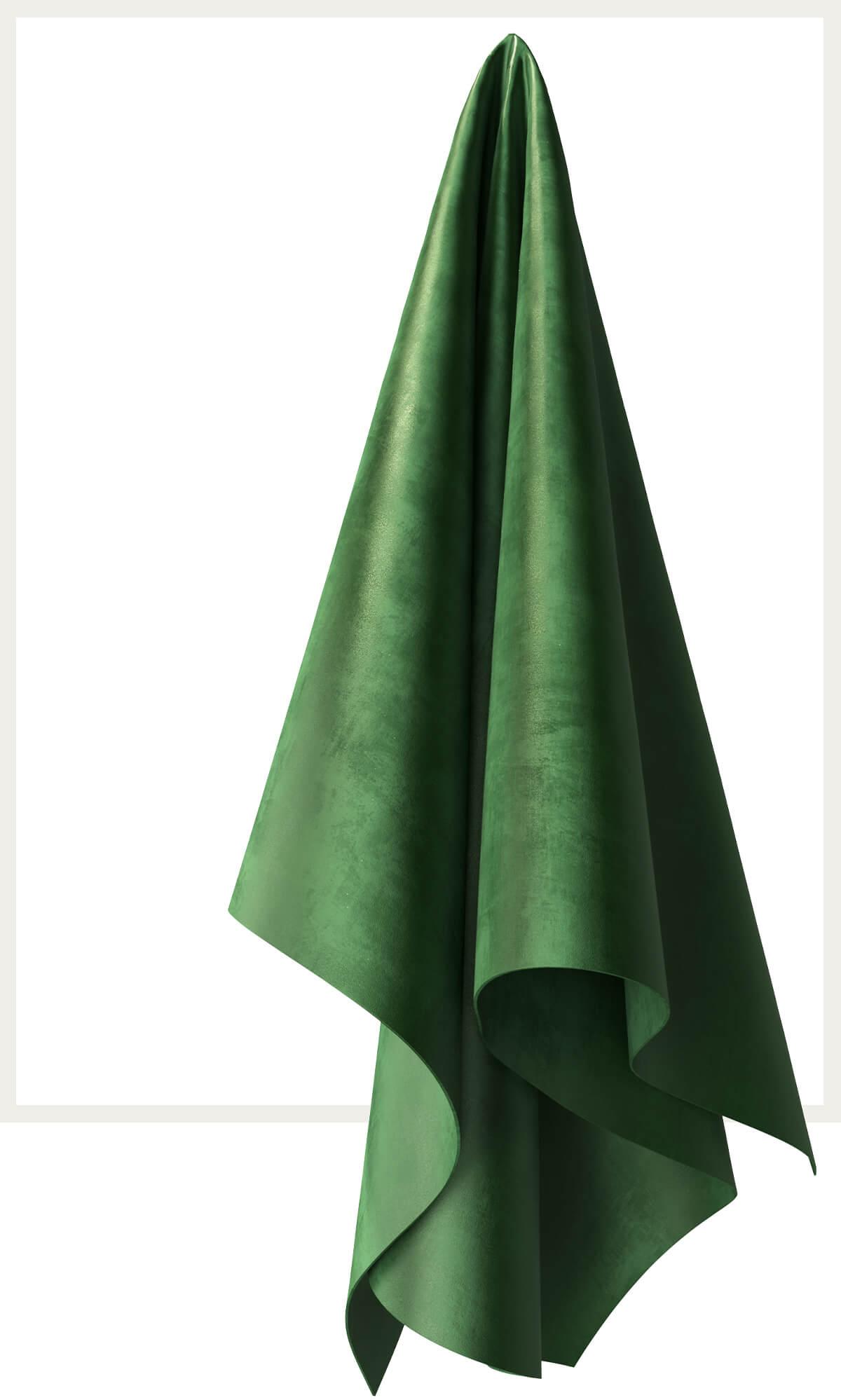 Grün Samt