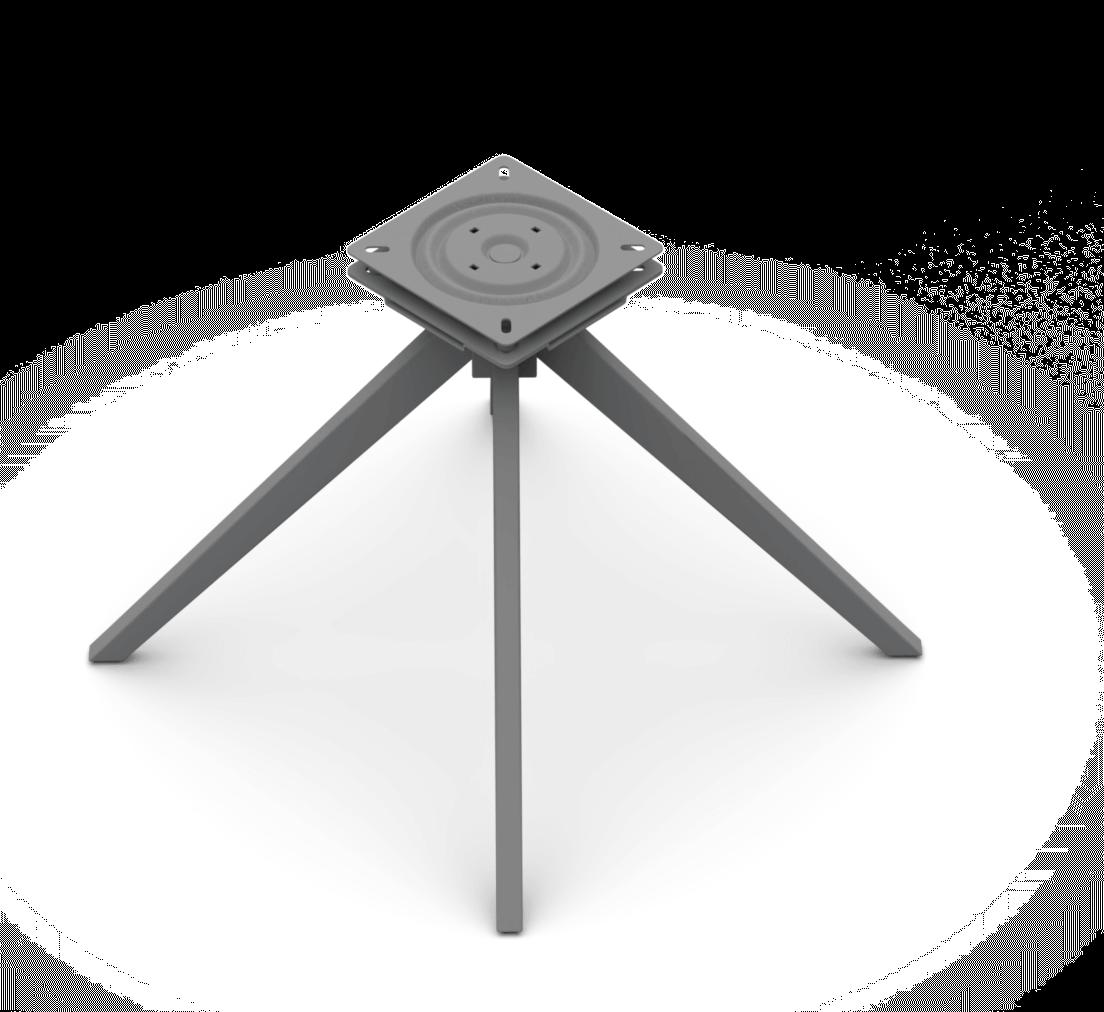 Sitzgestell X-Gestell