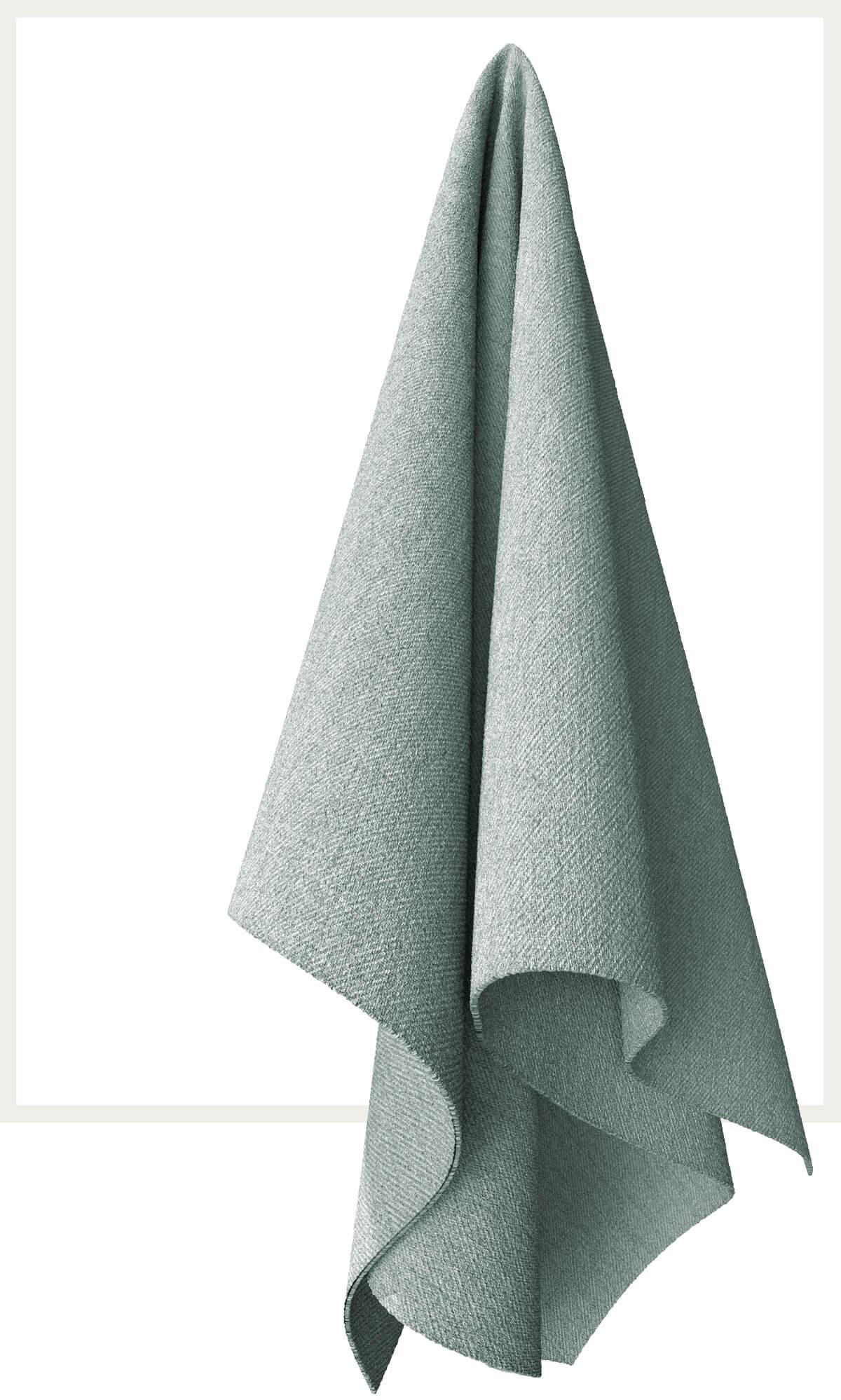 Strukturstoff Stripes Mint
