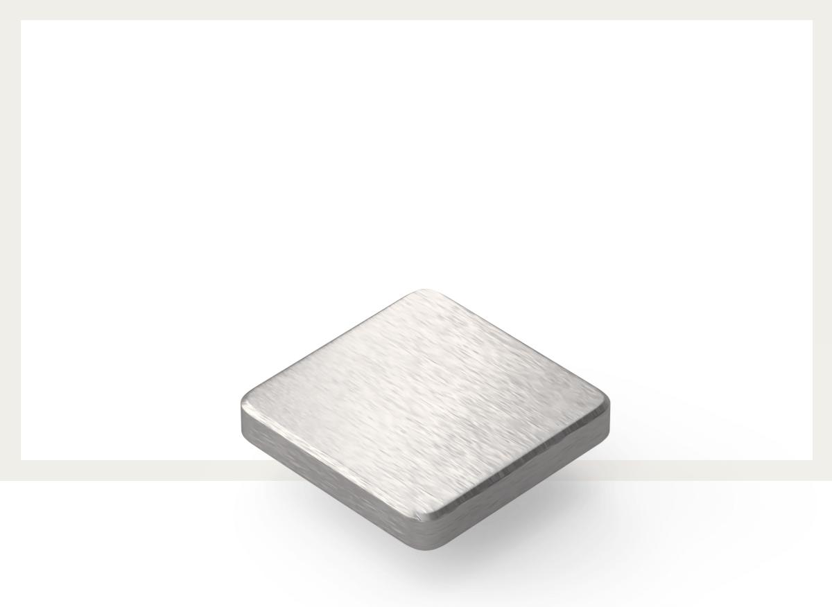 Materiaal roestvrij staal