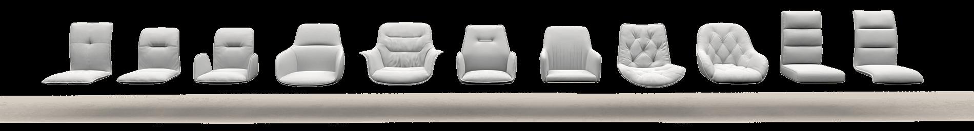 Stuhlsystem Sitzschale Teaser
