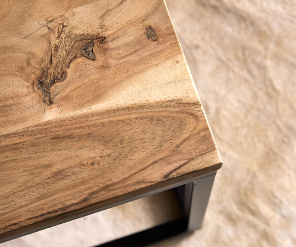 Tatius Tischplatten aus Akazienholz