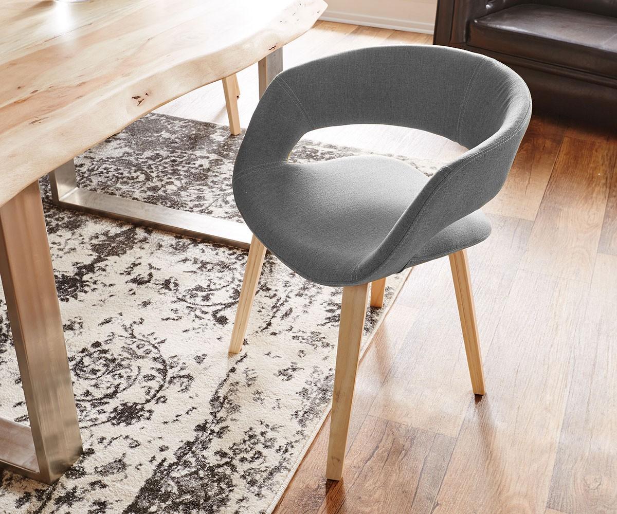 esszimmerstuhl grau preisvergleiche erfahrungsberichte. Black Bedroom Furniture Sets. Home Design Ideas