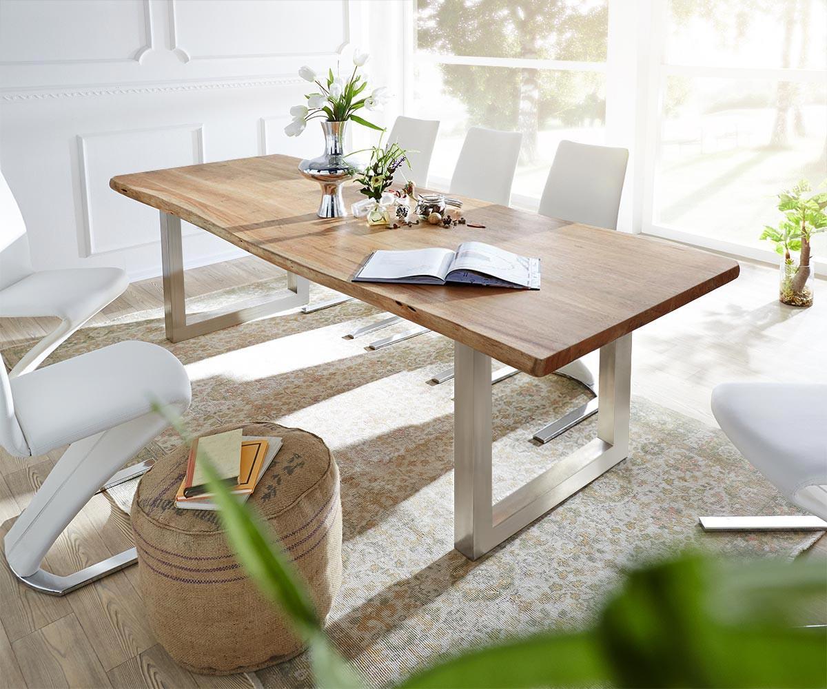 delife-baumtisch-live-edge-260x100-akazie-natur-platte-3-5cm-gestell-breit-esstische-baumkantenmobel-massivholzmobel-massivholz-baumkante-wolf-l