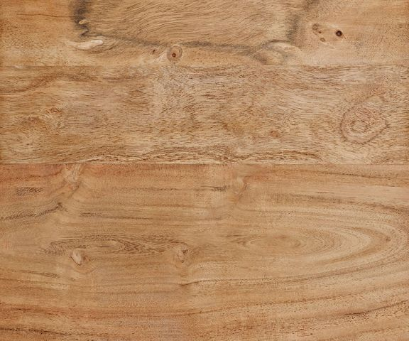 Boomtafel Live-Edge 260x100 acacia natuur bovenblad 3,5cm schuin frame 2