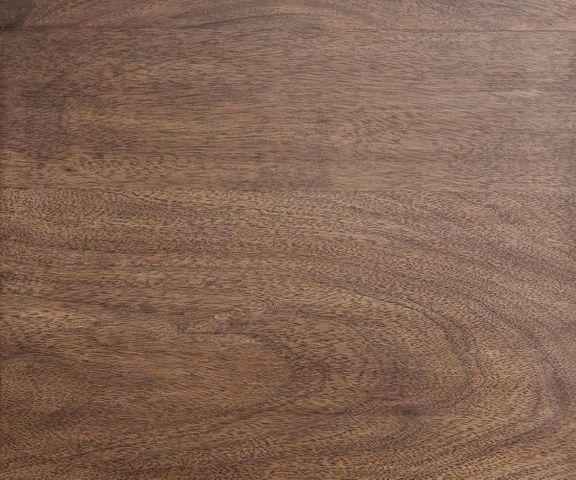Boomtafel Live-Edge 260x100 acacia bruin bovenblad 5,5cm breed onderstel 2