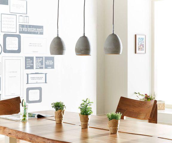 Hanglamp Cirillo 70x15 grijs 3 tinten beton 1