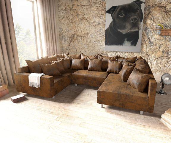 Couch Clovis Braun