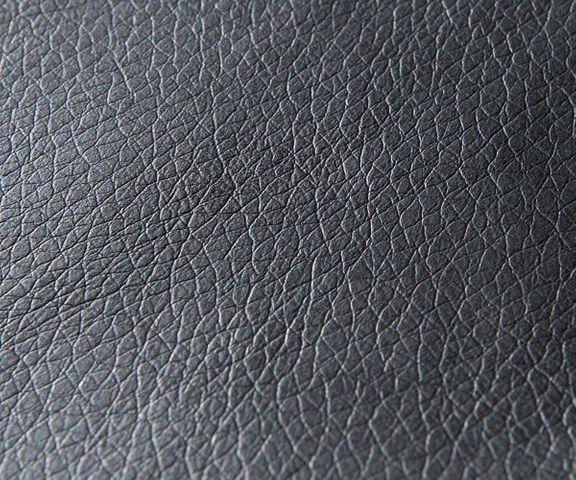 Hoekbank Clovis zwart modulaire armleuning ottomane links 3