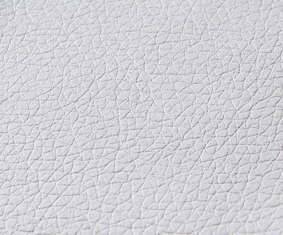 Hoekbank Clovis wit lichtgrijs met hocker ottomane hoekbank rechts module-bank 3