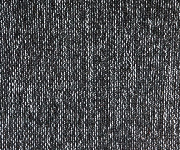 Woonlandschap Clovis XXL zwart hocker ottomane links modulair 2