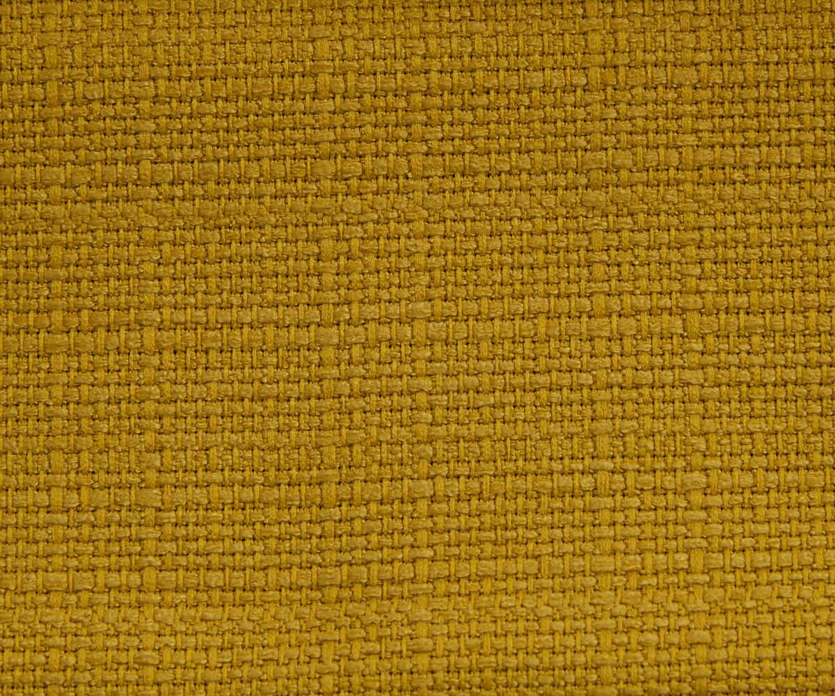 Stofpatroon Artemis geel voor grote-bank Marbeya.