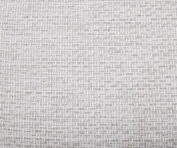 XXL-bank Violetta 310x135 cm lichtgrijs crème met hocker 3