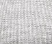 Bigsofa Violetta Hellgrau Creme 310x135 cm inklusive Hocker und Kissen Big Sofa [10936]