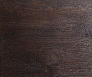 Kommode Zakarya Akazie Tabak 145 cm 3 Türen Massivholz mit Rollen Sideboard  [11135]