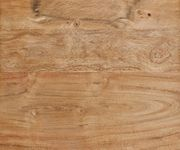 Massivholztisch Live-Edge Akazie Natur 300x100 Platte 3,5 cm Gestell breit Baumtisch [11250]