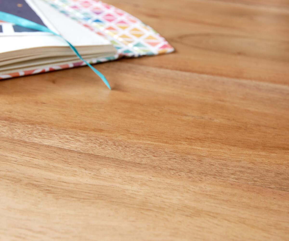 baumtisch live edge 200x100 akazie natur platte 5 5 cm glasbeine m bel tische esstische. Black Bedroom Furniture Sets. Home Design Ideas