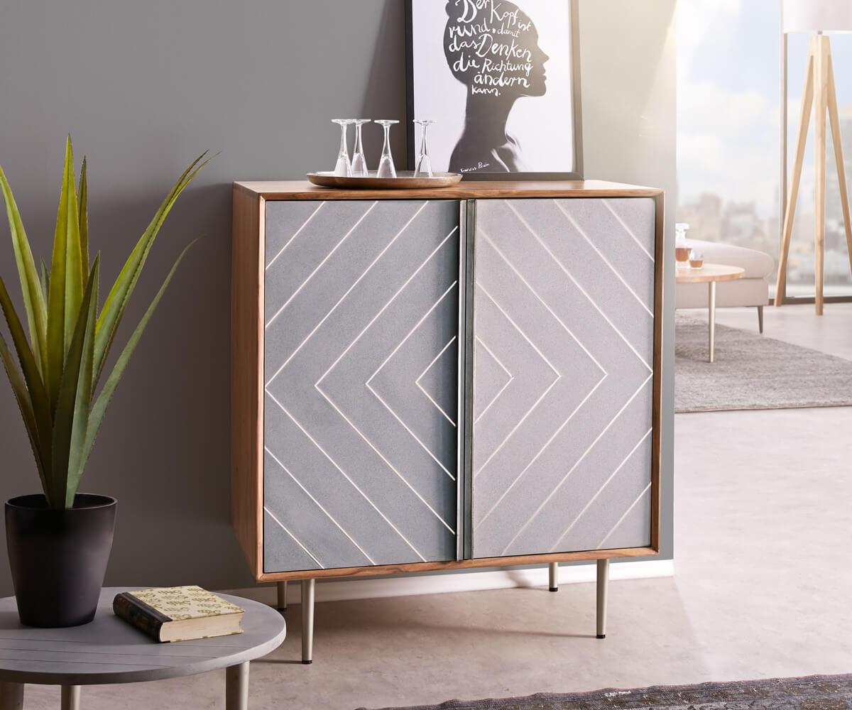 delife-sideboard-metropolitan-88-cm-akazie-natur-beton-edelstahl-sideboards