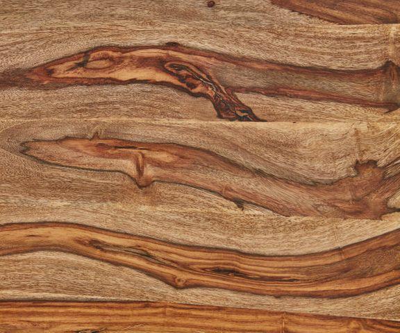 Salontafel Khan 100x100 cm sheesham shina massief hout 2