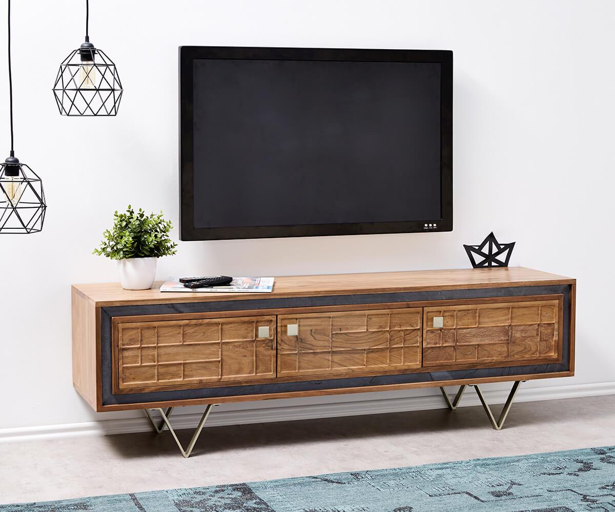 design lowboard preisvergleich die besten angebote online kaufen. Black Bedroom Furniture Sets. Home Design Ideas