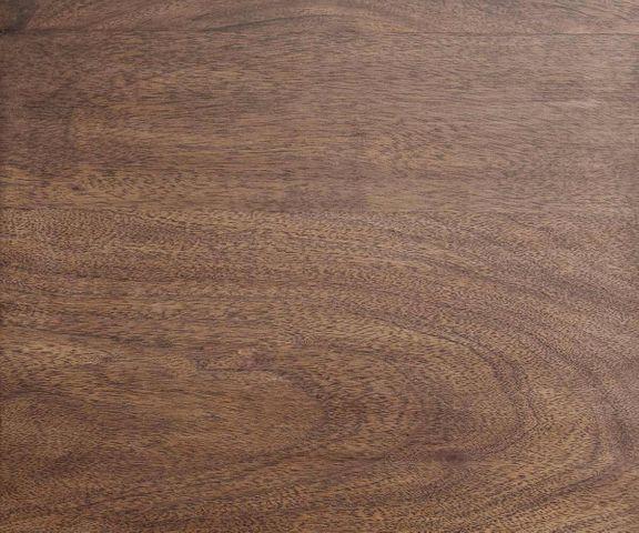 Boomtafel Live-Edge 180x90 acacia bruin blad 5,5 cm smal frame 3