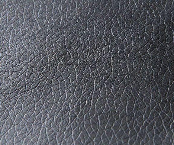 Big-Sofa Violetta 310x135 cm zwart met hocker 3