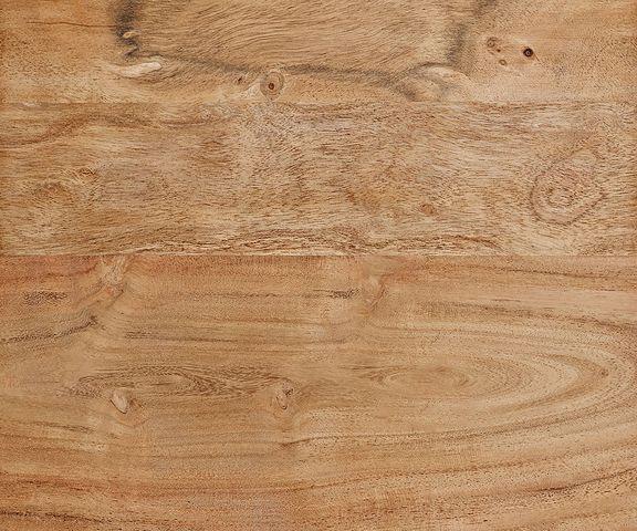 Dressoir Loca 140x39 cm natuur acacia 3 lades 2 deuren 2
