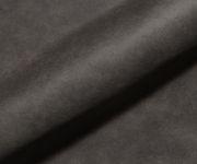 Armlehnstuhl Vinja-Flex Freischwinger flach Edelstahl Vintage Anthrazit [13777]