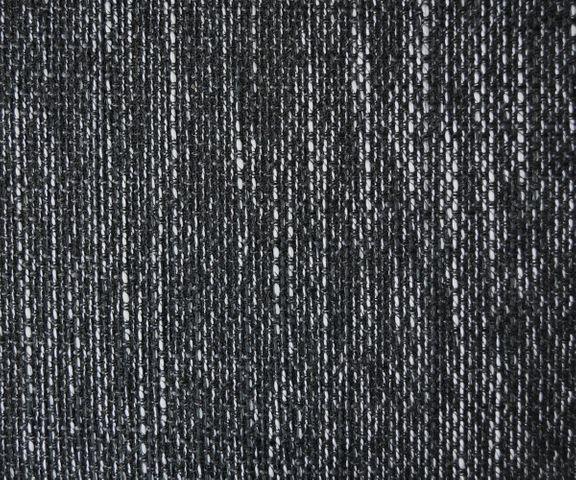 Hocker Clovis B98 x D83 zwart module kunstleer 3