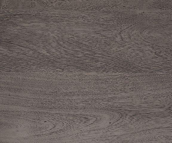 Eettafel Swiss-Edge 200x100 acacia platina smal frame 3