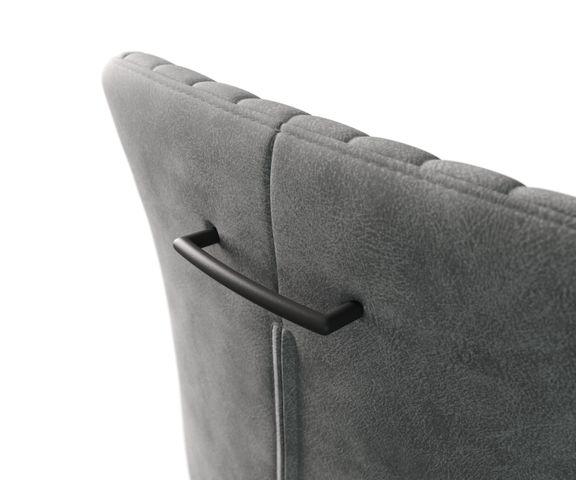 Stuhlgriff Flex-Breit Metall Schwarz