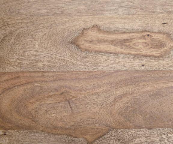 Decoratieve-tafel Indra sheesham natuur 60x60 massief hout vierkant 3