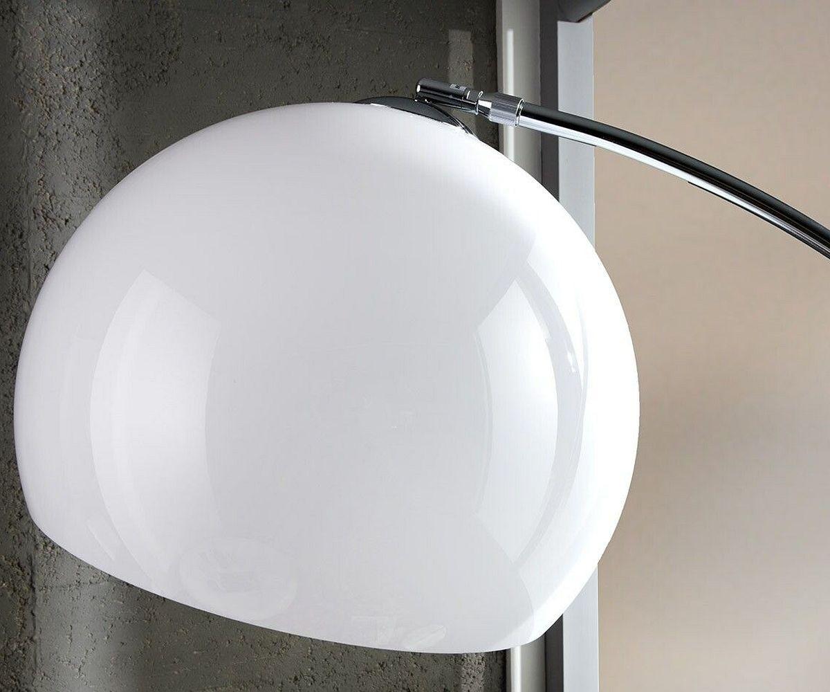 Bogenlampe Weiss Mit Dimmer ~ Lampe big deal xl lounge weiss höhenverstellbar marmor bogenleuchte