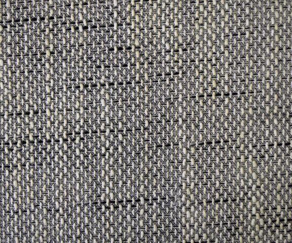 Bank Napoli 300x95cm wit lichtgrijs met kussens 3
