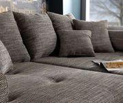 XXL-Sofa Marlen Hellgrau 300x140 cm Bigsofa  [4975]