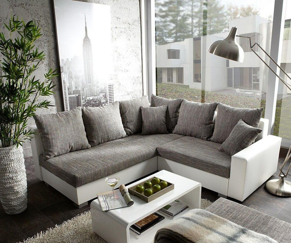 wohndesign 2017 : interessant tolles dekoration sofa grau leder ...
