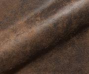 Couch Chesterfield Braun 200x88 cm Vintage Optik abgesteppt 3-Sitzer [5627]