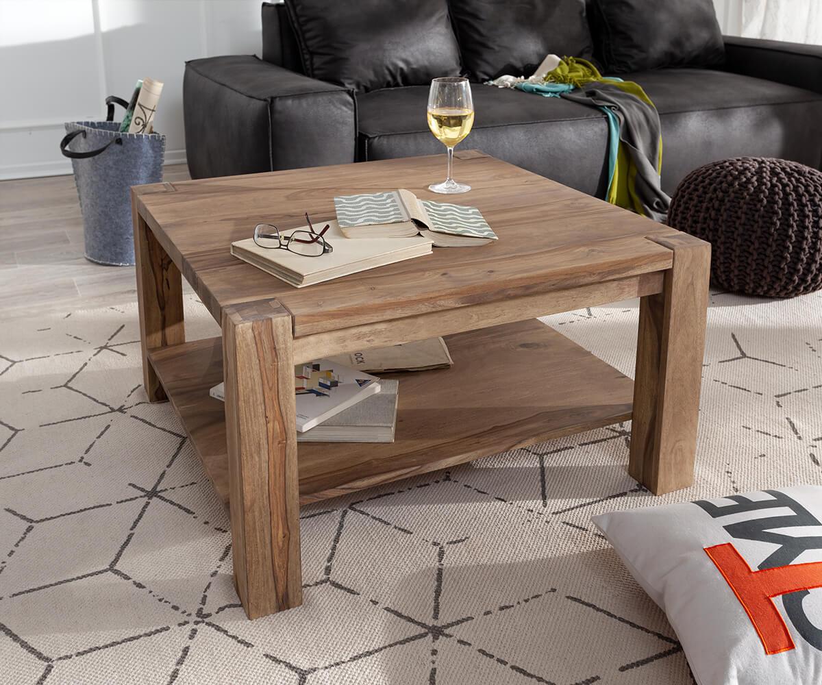 Palisander in Natur - ausdrucksstarkes Massivholz für Möbel für jeden Wohnbereich