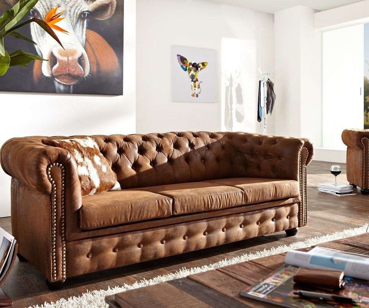 Chesterfield einrichtungsstil modern  Emejing Chesterfield Sofa Holz Modern Ideas - House Design Ideas ...