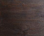Massivholztisch Live-Edge Akazie Tabak 200x100 Platte 5,5cm Gestell schmal Baumtisch [8490]