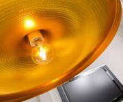 Hängeleuchte Ginevera Schwarz Matt 35 cm Aluminium Pendelleuchte [8696]