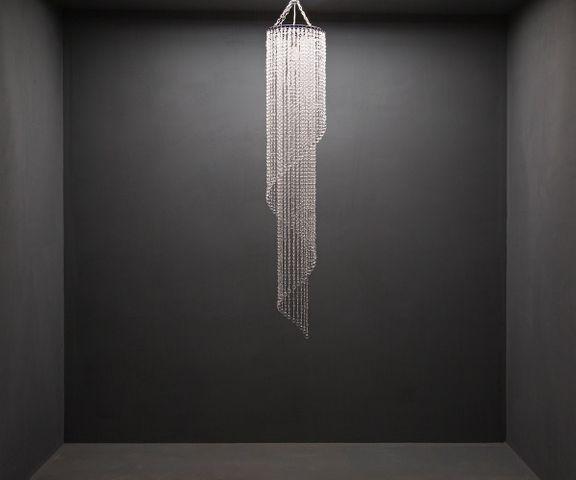 Hanglamp Big-Strass 30x175 cm transparant  1