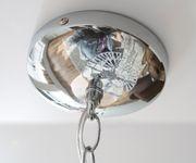 Hängelampe Big-Strass Transparent 25 cm Acrylglas Hängeleuchte [9789]